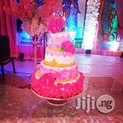 Events Hall & 4 Tier Cake | Party, Catering & Event Services for sale in Lagos State, Ikorodu