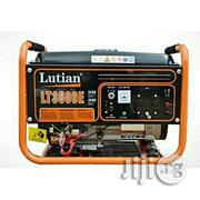 Lutian 3.5kva Generator With Key Starter | Electrical Equipments for sale in Oyo State, Oluyole
