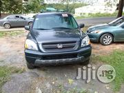 Honda Pilot 2003 EX-L 4x4 (3.5L 6cyl 5A) Green | Cars for sale in Oyo State, Ibadan