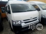 Toyota Hiace 2018 White | Buses & Microbuses for sale in Lagos State, Maryland