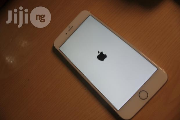 Archive: Clean Apple iPhone 6 Plus Gold 16 GB