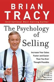 Brian Tracy - The Psychology Of Selling | Books & Games for sale in Osun State, Ilesa