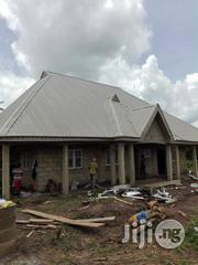 0.45mm Full Guage Longsapan Aluminium Done In Ijero Ekiti | Building & Trades Services for sale in Edo State, Esan North East