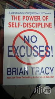 No Excuse By Brian Tracy | Books & Games for sale in Lagos State, Yaba