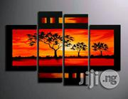 Sunset Artworks Hand Painted Art for Wall Decorations | Arts & Crafts for sale in Cross River State, Calabar-Municipal