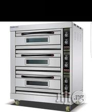 6 Trays 3 Deck Oven Electric/Gas Oven | Industrial Ovens for sale in Rivers State, Port-Harcourt