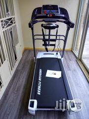 2.5hp American Fitness Treadmill With Massager. | Massagers for sale in Lagos State, Ikeja