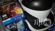 Playstation Vr Psvr From Uk Preowned | Accessories for Mobile Phones & Tablets for sale in Lagos State, Ikeja