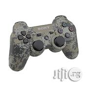 Sony Playstation 3 Dual Shock Wireless Controller Pad - Army Green | Video Game Consoles for sale in Lagos State, Ikeja