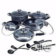 England Pots - 16pcs Non-Stick Complete Cookware Set | Kitchen & Dining for sale in Lagos State, Lagos Island