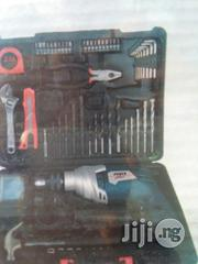 Drilling Machines With Tools Kits | Electrical Tools for sale in Lagos State, Ojo