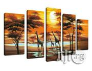 Neat Paintings Hand Painted Artworks For Wall Decor | Arts & Crafts for sale in Plateau State, Jos