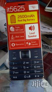 Itel 5625 Botton Blue 512MB   Mobile Phones for sale in Lagos State, Yaba