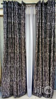 Black/White Curtains | Home Accessories for sale in Lagos State, Lagos Mainland