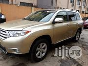 Toyota Highlander 2013 Gold | Cars for sale in Lagos State, Ikeja