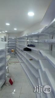 Supermarket Shelves At Affordable Prices 1 | Store Equipment for sale in Lagos State, Yaba