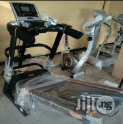 3HP Treadmill With Body Massager | Massagers for sale in Lagos State, Victoria Island