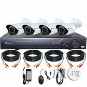 4channel Wired Combo CCTV System | Security & Surveillance for sale in Rivers State, Bonny