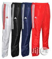 Trackdown Adidas Trackdown Sport Pants Trousers Multicolor | Clothing for sale in Lagos State, Surulere