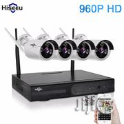 Wireless 4 Channel CCTV Kit | Security & Surveillance for sale in Lagos State, Ajah