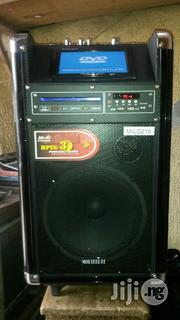 Public Adress System With Screen And Dvd   TV & DVD Equipment for sale in Lagos State, Ojo