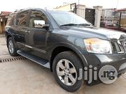 Nissan Armada Platinum 2012 Gray | Cars for sale in Lagos State, Ikeja