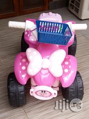 Tokunbo UK Used Minnie Mouse Power Wheel From 1+ to 6years | Toys for sale in Lagos State, Lagos Mainland