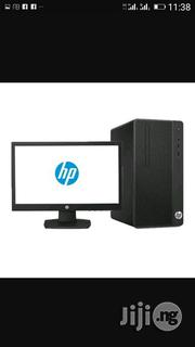 HP 290 G1 Desktop 19 Inches 500GB HDD 4GB RAM | Laptops & Computers for sale in Lagos State, Ikeja