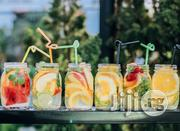 4 Set of Pineapple Mason Jars | Kitchen & Dining for sale in Lagos State, Surulere