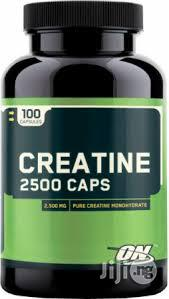 Creatine ON Creatine 2500 - Bigger And Faster Muscle Build | Vitamins & Supplements for sale in Lagos State, Surulere