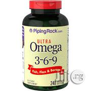 Ultra Omega 3-6-9   Vitamins & Supplements for sale in Lagos State, Surulere