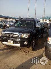 Tokunbo Toyota Tacoma 2010 Black | Cars for sale in Rivers State, Port-Harcourt
