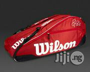 Tennis Bag Lawn Tennis Bag Wilson | Sports Equipment for sale in Lagos State, Surulere