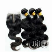 Indain Body Wave Hair With Closure | Hair Beauty for sale in Lagos State, Lagos Island