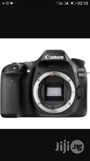 Canon 80d(Body Only) | Photo & Video Cameras for sale in Lagos State, Ikeja