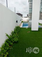 Exterior Decoration With Atificial Grass | Garden for sale in Lagos State, Surulere