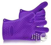 Gloves Mitts Cooking Gloves Purple | Kitchen & Dining for sale in Lagos State, Agege