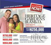 Plots of Land for Sale in Heritsge Gardens Ilamija Ibeju Lekki Lagos   Land & Plots For Sale for sale in Lagos State, Ibeju