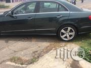 Tokunbo Mercedes-Benz E350 2011 Green | Cars for sale in Oyo State, Ibadan South West