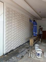 Free Installation Of Solid Permanent 3D Wallpanel | Home Accessories for sale in Edo State, Benin City