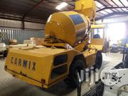 Brand New 3.5m3 Carmix Mobile Selfloader Concrete Mixer Machine | Electrical Equipments for sale in Lagos State, Amuwo-Odofin