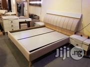 Imported New Design Bed With Dressing Mirror   Furniture for sale in Lagos State, Ojo