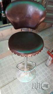 Imported Leather Bar Stool | Furniture for sale in Lagos State, Ojo