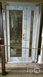 4ft Stainless Glass Door | Doors for sale in Delta State, Warri
