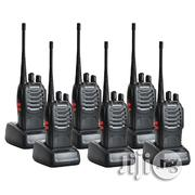 Baofeng BF-888S Two Way Radio Walkie Talkie - 6 Pieces | Audio & Music Equipment for sale in Lagos State, Ikeja