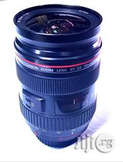 Canon Wide Angle Lens EF 24-70mm F/2.8 L USM | Accessories & Supplies for Electronics for sale in Lagos State, Ikeja