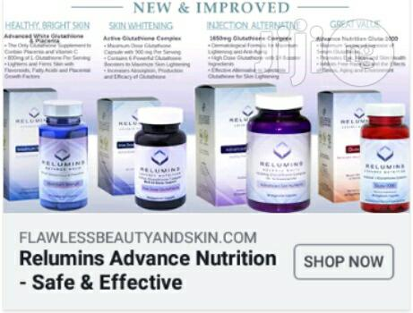 Glutathione Skin Whitening Capsules In All Varities Avaliable For Sale