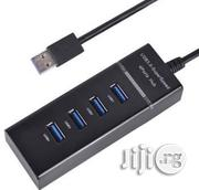 3.0 USB HUB 4 Port Micro YSB Splitter Adapter. | Accessories & Supplies for Electronics for sale in Lagos State, Ikeja