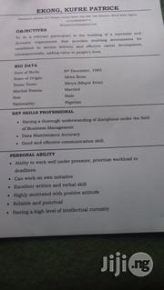 Human Resauce Management | Human Resources CVs for sale in Rivers State
