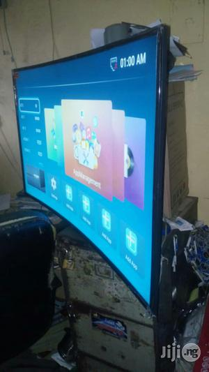 """60"""" Inches Curve Tv"""